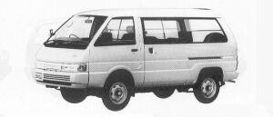 Nissan Vanette LARGO VAN 4WD 5DOOR DIESEL 2000VX 1991 г.