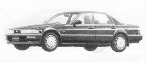 Honda Vigor TYPE X 1991 г.