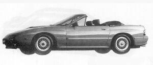 Mazda Savanna RX-7 CABRIOLET 1991 г.