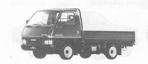 Isuzu Fargo Truck LT 1991 г.