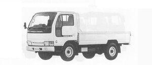 Nissan Diesel Condor 20 STANDARD, LOW FLOOR 1991 г.