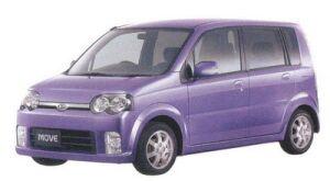 Daihatsu Move CUSTOM  X 2WD 2005 г.