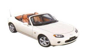Mazda Roadster VS 2005 г.