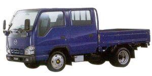 Mazda Titan 2 ton 4.8 liter Ful Wide & Low Double Cabin, Narrow Cabin, Deluxe 2005 г.