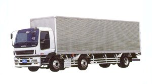Isuzu Gigamax CYG Front teo-axle) Short-Cab 243kW (330PS), Intercooler Turbo 2005 г.