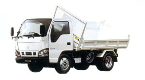 Nissan Atlas 20 3-way High Floor Reinforced Dump 2005 г.