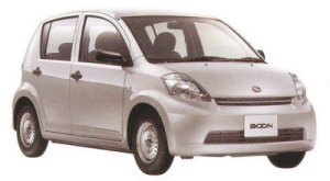 Daihatsu Boon 1.0 CL V Package 2WD 2005 г.