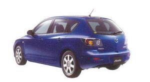 Mazda Axela Sport 15 F 2005 г.