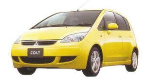 Mitsubishi Colt Sport-X 2005 г.