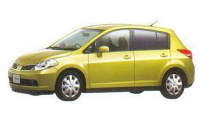 Nissan Tiida 15M 2005 г.