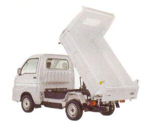 Daihatsu Hijet 4WD 2005 г.