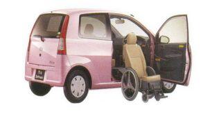 Daihatsu Mira Selfmatic 2WD 2005 г.