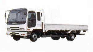 Isuzu Forward  Smoother-F 140kW (190PS)  Intercooler Turbo 2005 г.