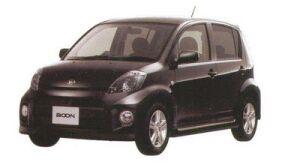 Daihatsu Boon CUSTOM 2WD 2005 г.