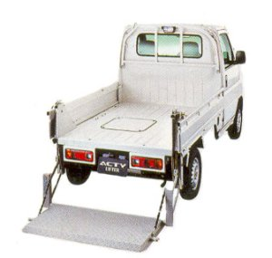 Honda Acty Truck LIFTER W 4WD 2005 г.