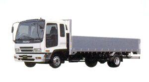 Isuzu Forward  Smoother-F  Aluminium Block Gate, 177kW (2400PS), Intercooler Turbo 2005 г.