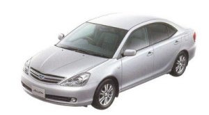 """Toyota Allion A18 """"S Package"""" 2005 г."""