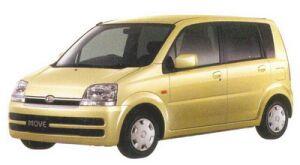 Daihatsu Move L  2WD 2005 г.