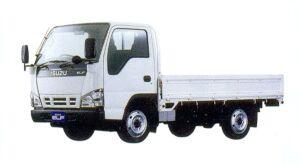 Isuzu Elf 4WD Flat Low, Standard Body 2005 г.