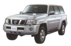 Nissan Safari 4 door WAGON GRANROAD LIMITED 2005 г.