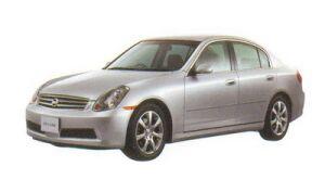 Nissan Skyline 350GT PREMIUM 2005 г.