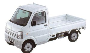 Mazda Scrum Truck KC 2005 г.
