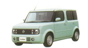 Nissan Cube 15M <XTRONIC CVT> 2005 г.