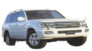 """Toyota Land Cruiser """"100 SERIES"""" Wagon VX Limited """"G Selection"""" 2005 г."""