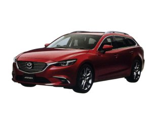 Mazda Atenza Wagon XD L Package 2016 г.