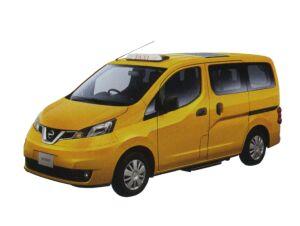 Nissan NV200 Taxi 2016 г.