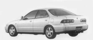 Honda Integra 4DOOR HARD TOP SiR-G 1996 г.