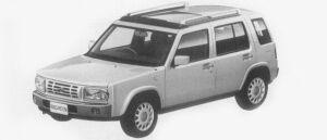 Nissan Rasheen TYPE J 1996 г.
