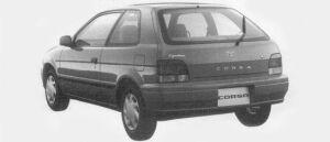 Toyota Corsa CYNTHIA 1500EFI 1996 г.