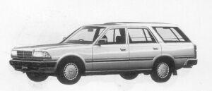 Nissan Gloria VAN V20E GL 1996 г.