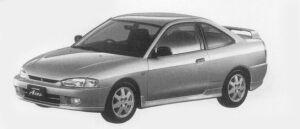 Mitsubishi Mirage Asti RX 1996 г.