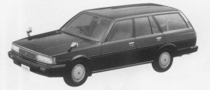 Toyota Mark II VAN 2.0GL 1996 г.