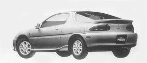 Mazda Eunos PRESSO Si-SPECIAL EDITION 1996 г.