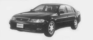 Toyota Aristo 3.0V 1996 г.