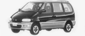 Nissan Serena 2WD PX TOURING PACK GASOLINE 2000 1996 г.