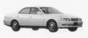 Toyota Chaser 2.5 AVANTE G 1996 г.