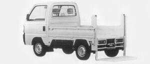 Honda Acty Truck LIFTER V 4WD 1996 г.