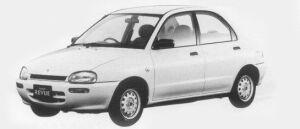 Mazda Revue S-SPECIAL 1996 г.