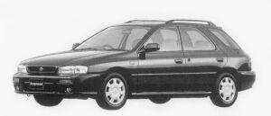 Subaru Impreza SPORTS WAGON GB 1996 г.