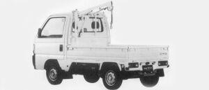 Honda Acty Truck CRANE 4WD 1996 г.