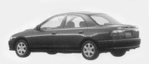 Mazda Familia SEDAN LS 1700 DIESEL 1996 г.