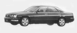 Nissan Gloria V30E 1996 г.