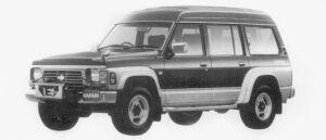 Nissan Safari EXTRA HIGH ROOF GRANROAD (DIESEL 4200) 1996 г.