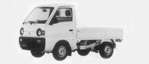 Mazda Scrum Truck KU 1996 г.