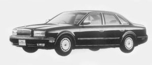 Nissan President JS TYPE G 1996 г.