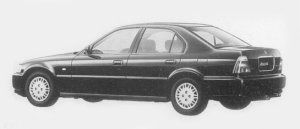 Honda Ascot 2.0TX 1996 г.